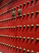 Dörr i Peking, Kina