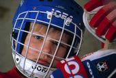 Ishockeyhjälm