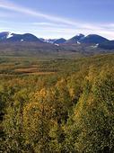 Abisko i Lappland