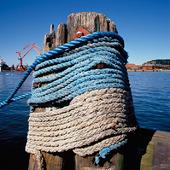 Förtöjning i Göteborgs hamn