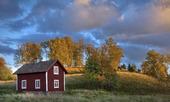 Gamla trähus i Sverige