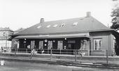 Olskrokens station 1956, Göteborg