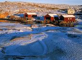 Vintern på Ramvikslandet, Bohuslän