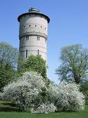 Gustavsviks vattentorn i Örebro, Närke