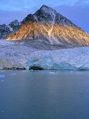 Glaciär, Svalbard