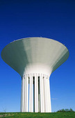 Vattentorn i Uppsala, Uppland
