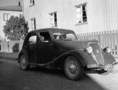 Bil, 1950 talet