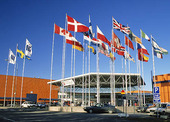 Stockholmsmässan i Älvsjö