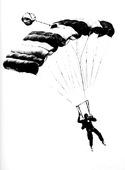 Fallskärmshoppare