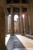 Pantheons pelare i Rom, Italien