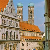 Frauenkirche i München, Tyskland