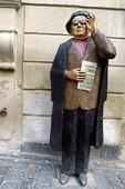 Staty av Evert Taube, Stockholm