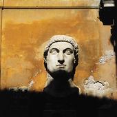 Konstantin Den Store i Rom, Italien