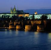 Prag i Tjeckien