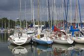 Bullandö marina, Stockholms skärgård