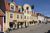 Brahegatan i Gränna, Småland
