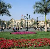 President Palatset i Lima, Peru
