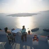 Solterass, Grekland