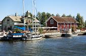 Nyköping hamn, Södermanland