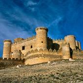 Castle of Belmonte, Spanien