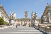 Capitolium i Rom, Italien