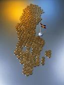 Sverige i 10-kronor