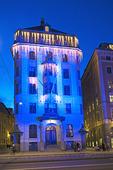 Juldekoration i Gamla stan, Stockholm