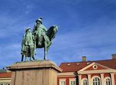 Karl X Gustav i Uddevalla, Bohuslän