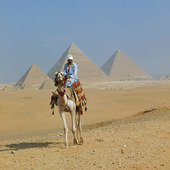 Pyramiderna i Giza, Egypten