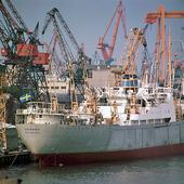 Göteborgs hamn, 60-talet