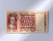 Hundra kronor, Norge