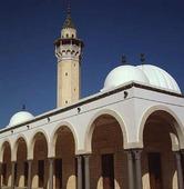 Bourguibamoskén i Monastir, Tunisien