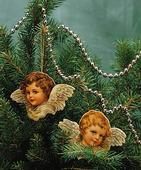 Änglar i julgran