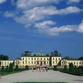 Drottningholms slott, Uppland