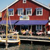 Restaurang i Fjällbacka, Bohuslän