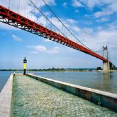 Pont de Tancarville, Frankrike