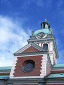 Jakobs kyrka, Stockholm