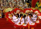 Festival, Kina