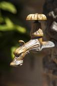 Vattenkran, Italien