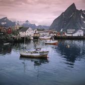 Reine i Lofoten, Norge