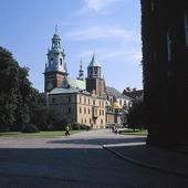 Wawel Katedralen i Krakow, Polen