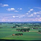 Landskapsvy, Västergötland