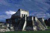 Ruin, Guatemala