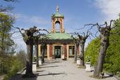 Confidensen, paviljong vid Kina slott, Stockholm