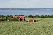 Jordbruk vid Vättern, Småland