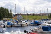 Ludvika marina, Dalarna