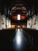 Interiör Masthuggskyrkan, Göteborg