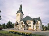 Arvidsjaur kyrka, Lappland