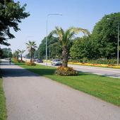 Strandgatan i Trelleborg, Skåne