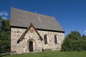 Trönö gamla kyrka i Norrala, Hälsingland